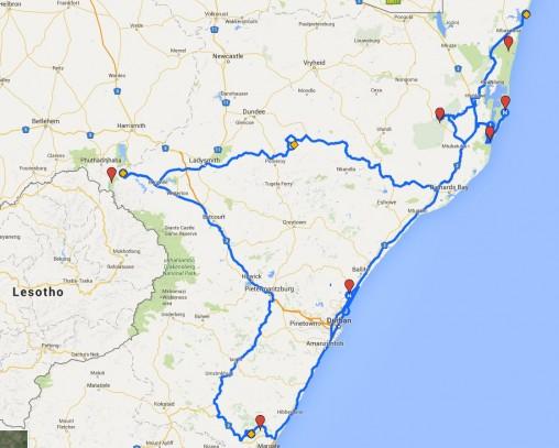 Kwazulu_Route
